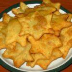 Картофельное печенье Из картошки
