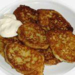 Картофельные драники с кабачками Из картошки