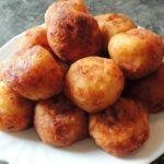 Картофельные «колобки» Из картошки