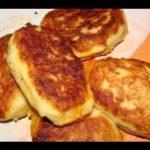Картофельные пирожки Из картошки