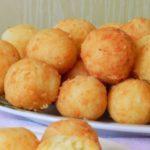 Картофельные пончики Из картошки