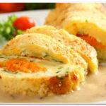 Картофельный рулет Из картошки