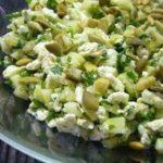 Картофельный салат по-русски Из картошки