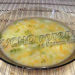 Картофельный суп с манной крупой Из картошки