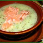 Картофельный суп со свиным шпиком Из картошки