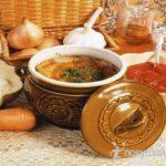 Картофельный суп в горшочке Из картошки