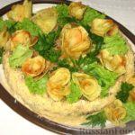 Картофельный «торт» Из картошки