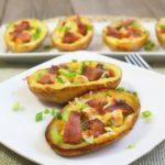 Картошка «С начинкой» Из картошки Из овощей