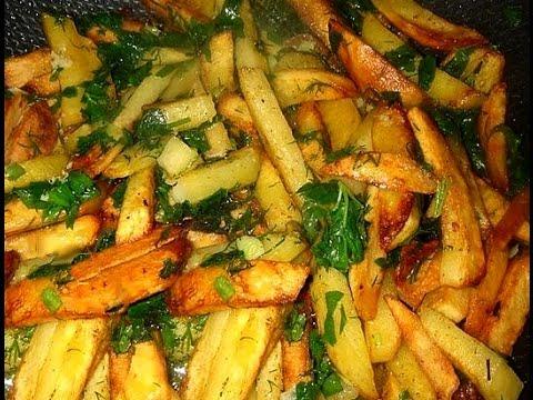 Картошка с секретом