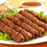 Кебаб Азербайджанская кухня