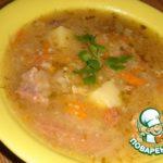 Кислые щи (из квашеной капусты) Супы