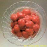 Клубничный fraises plougastel Десерты