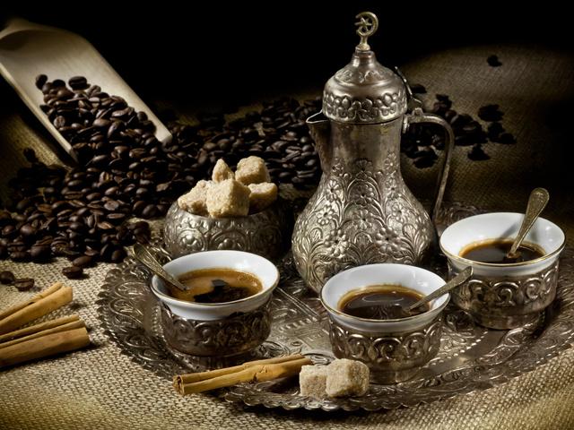 Рецепт Кофе «Араб»