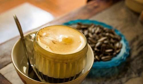 Кофе по-турецки с яичным желтком Напитки Турецкая кухня
