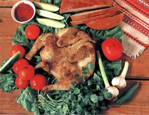 Кололак сюникский Армянская кухня