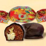 Конфеты из кураги с шоколадом Десерты Конфеты