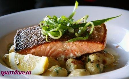 Консервированные судак, лососина, нельма в белом вине Рыбацкая кухня