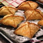 Конвертики с бараниной и фетой Блюда из мяса Вторые блюда
