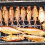 Копчение рыбы Рыбацкая кухня
