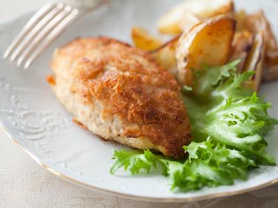 Котлеты пожарские Блюда из мяса Вторые блюда Котлеты