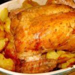 Курица под маринадом Блюда из мяса Вторые блюда