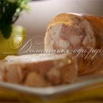 Курица в желе Французская кухня