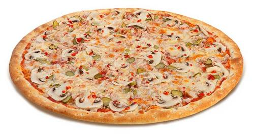 Куриная пицца Пицца