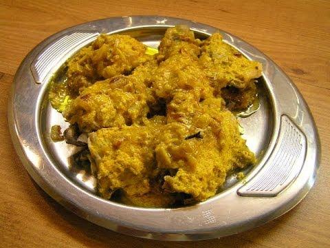 Куриные окорочка с соусом карри Вторые блюда