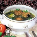 Кюфта баязетская (фрикадельки) Армянская кухня