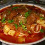 Лагман (густой суп) Киргизская кухня Супы