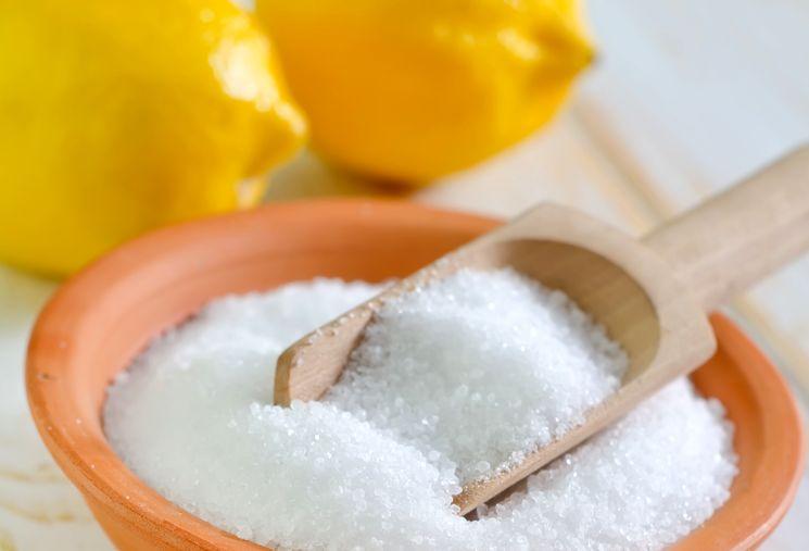 Лимонная кислота Пряности и приправы