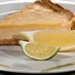 Лимонный чизкейк Американская кухня