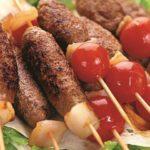 Люля–кебаб Блюда из мяса Вторые блюда Шашлыки