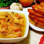 Мачанка с картофелем Белорусская кухня