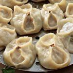 Манты с бараниной Казахская кухня