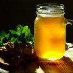 Медовый квас без дрожжей Напитки