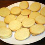 Мезельмен — североафриканское печенье Африканская кухня