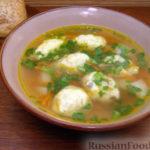 Молочный суп с клецками из гречневой муки Эстонская кухня