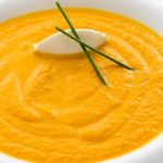 Морковный суп с медом Американская кухня Супы