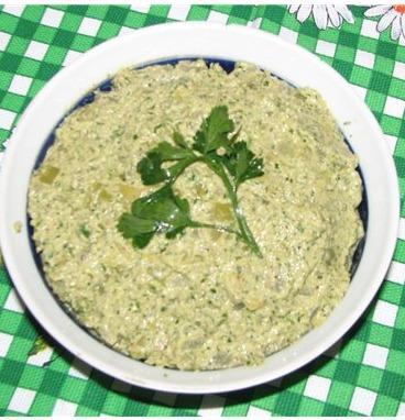 Мхали из белокочанной капусты Закуски