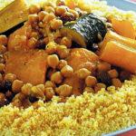 Мясо и овощи к кускусу (Марокко) Африканская кухня