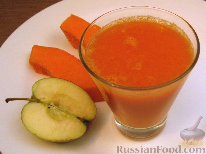 Огурцы, консервированные с тыквенно-яблочным соком Заготовки, консервирование