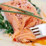 Отварная рыба Рыбацкая кухня