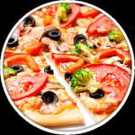 Овощная пицца Пицца