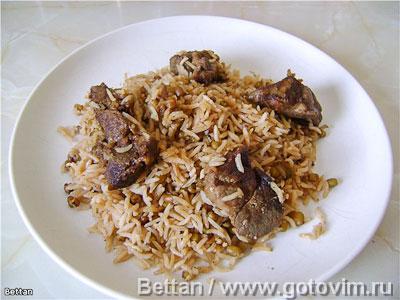 Палау (плов) Казахская кухня