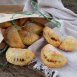 Печенье с начинкой из яблочного мармелада Выпечка Пироги