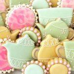 Печенье с сахарной глазурью Английская кухня
