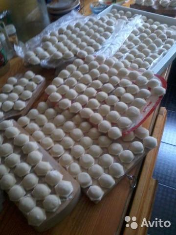 Пельмени по-белгородски Вторые блюда Пельмени
