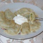 Пельмени с начинкой из картофеля Вторые блюда Пельмени