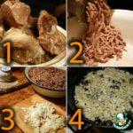 Пельмени с начинкой из ливера Вторые блюда Пельмени
